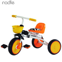 Steel bike bicycle - 4 Optional Color in Stock Fashion Toddler Bike Beautiful Bike Bicycle for Children Load bearing kg Suitable Age Months
