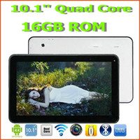 Wholesale 10pcs quot inch Quad core GHz Allwinner A31S Android tablet pc Capacitive GB RAM GB ROM Dual Camera HDMI Wifi USB OTG PB10