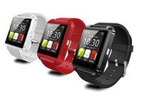 Wholesale Fashion Bluetooth Smart Watch WristWatch Phone Antilost Mate for Android Cell Phone U8