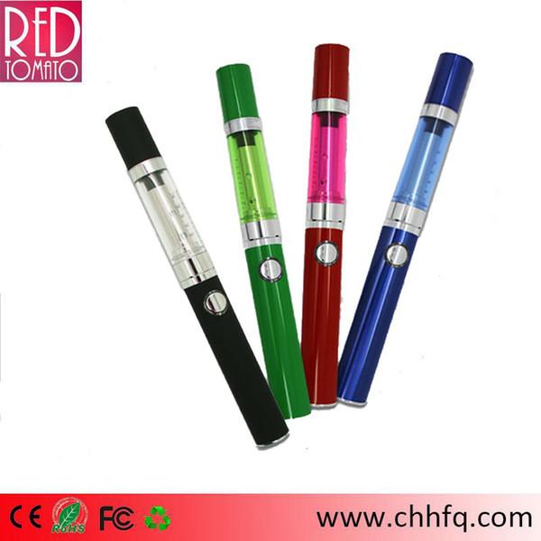 Black electronic cigarette green light