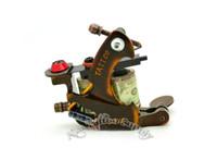 1 Piece custom tattoo machines - Custom Tattoo Gun Coil Cast Iron Tattoo Shader Machine Coils Cheap Tattoo Guns