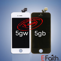 iphone 5 digitizer - For iPhone LCD Display Touch Screen Digitizer full Assembly Free DHL Shipping