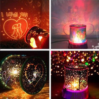 Wholesale Hot New Romantic Sky Star Master LED Night Light Projector Lamp Amazing Gift For Holiday New Brand Hot Sale Promtion L014145