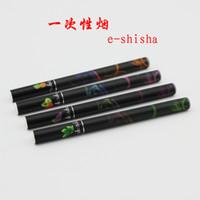 Wholesale 2014Top Selling E cigarette Vaporizer Pen Disposable Ecig E hooka Electronic Cigarette E shisha Pen Portable Disposable Electronic Cigarette