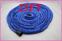 Wholesale 1pcs Retractable Hose FT Garden Hose with Connector Blue color Fast Delivery