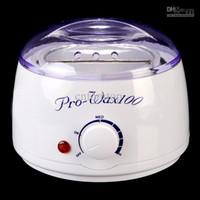 venda por atacado paraffin wax heater-Atacado - Salon Spa Aquecedor de cera depilatória Parafina Aquecedor Depilação com cera para depilação 400ml 110V / 220V H8249