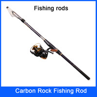 Heavy fish and - High Quality Carbon Rock Fishing Rod Telescopic Fishing Rod Can Be Used for Freshwater And Saltwater Fishing Rods