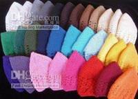 Wholesale Hot Helling kufi hats girl crochet hat baby beanie crochet cap kufi caps toddler baby knited beanies ghg