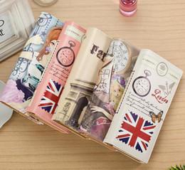 Wholesale new graffiti imprint purse a variety of designs Ladies Wallet Purse mobile phone bag