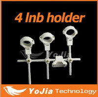 Wholesale 5pc Satllite LNB Holder Bracket Mount hold up to Ku Band LNB holder
