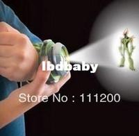 Wholesale BEN10 Style Kids Projector Watch Japan BAN DAI Genuine Ben Watch Ben10 Projector Medium Support Drop Shipping