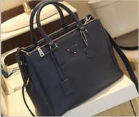 Wholesale New Fashion Bags Retro Vintage Lady PU Leather Shoulder Messenger Designer Handbag Satchel Tote Bag