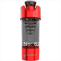 Wholesale CYCLONE CUP Blender Mixer Bottle Protein Shaker colors oz ml