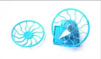 Wholesale Big discount Mini Solar Clip Fan Cell Fan Sun Power energy Clip on Cooling Cap Fan Cooler