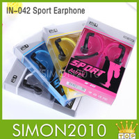 Cheap Universal cell phone earphone Best earphone  colorful earbud