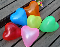 Wholesale Good quality Pearl Heart Balloon Wedding Party Decoration Arch Supplies Blue Yellow Red White Inflatable Toy