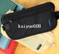 Wholesale Travel Waist Pack Purse Storage Bag Money Security Purse Coin Cards Passport Waist Belt Tickets Bag Pouch Waterproof