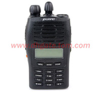Wholesale Black Walkie Talkie Puxing Px Vhf mhz Mhz ch Lcd Backlight Vox Dtmf Monitor Tot Two Way Radio A1092avhf Alishow