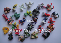 Wholesale 2014 new arrive Mini Marvel cartoon star cm action figures random mixed CHINA POST AIR MAIL