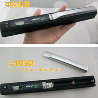 Wholesale TSN410 skypix handyscan hd portable scanner DPI bundle with OCR software convert JPEG file to word file easily