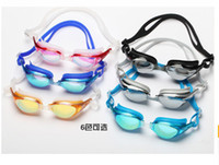 Wholesale Men Women Goggles Airtight Swimming Diving Goggle