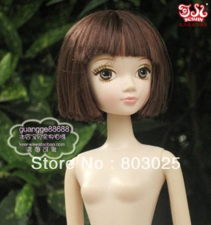 Groovy 27 5 Cm Kurhn Student Doll 1221 With Bob Style Haircut Chinese Hairstyles For Women Draintrainus