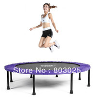 Wholesale inches Folding Jumping Bed Toy For Children Trampoline Fitness amp Body Building Equipement Household Sports Toy
