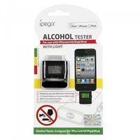PHSQ0035BK Portable LCD Digital Alcohol Black/White New iPega Portable Digital LCD Breath Alcohol Tester Meter Backlight For iPad 2 3 iPod iPhone 4 4S Breathalyzer Black