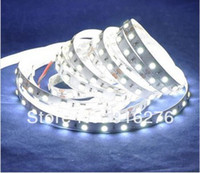 Wholesale V led Flexible strip light SMD cool white warm white blue red RGB LED tape for car Home Decoration