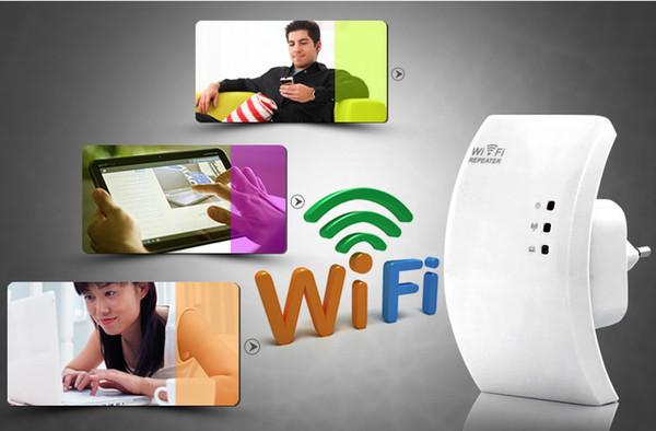 300Mbps Wireless N 802.11 Wi-Fi AP Диапазон маршрутизатор ретранслятор Extender усилитель сигнала для kakacola магазине