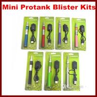 Mini Protank Starter Pack Kits 650mah 900mah 1100mah eGo t B...
