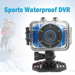 Sports DVR Helmet Waterproof Camera HD Action Camera Sport Outdoor Camcorder DV hot digital video cameras free shipping