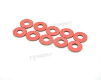 Wholesale Specialty Paper Tattoo Parts Tattoo Flat Insulating Spacer M4 Contact Shim Washer
