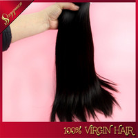 Peruvian Hair Straight  Queen Hair Products 5A Unprocessed Length 3pcs lot Peruvian Virgin Hair Straight Can Be Dyed And Bleached Free Shipping