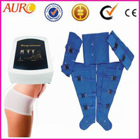 Wholesale Professional lymphatic drainage massage machine air pressotherapy slimming suit body warp massage with CE approval Au