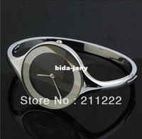 Women's Round Analog 2014 Hot Sale Brand New Women's Bracelet Watch Japan PC Movement Stainless Steel Famous Clock Fashion Hours Free Shipping