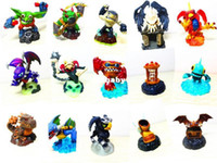 Wholesale New Skylanders Spyro s Adventure Pack Action Figure Dolls Toy Stump Smash Bset Gifts For Kid Set