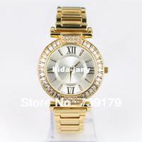 Women's beautiful steel wristwatch - New model How sale Luxury Brand Watch For Women Bracelet Wristwatches For Lady beautiful dress watch Clock