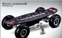 Wholesale 800W remote controlled electric skateboard Pavement Pounder dropship
