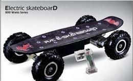 Wholesale 800W remote controlled electric skateboard Pavement Pounder dropship