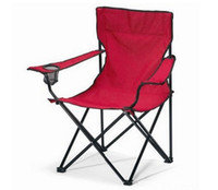 Beach chair Red Backpacking Hot Sales Beach Chair Can Choose Chair Supplies Portable Chair Outdoor Accessories Family Folding Chairs 5 Colors Canvas Camping Chair