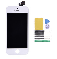 Cheap For Apple iPhone 5 5G frame tools Best LCD Screen Panels  replacement iphone