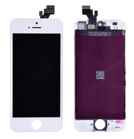 Wholesale 10 Grade A quality LCD Display Touch Digitizer Complete Screen With Frame For iPhone G by DHL EMS