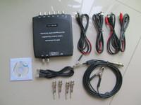 Wholesale 2017 Hantek oscilloscope C Channel PC USB Digital Storage Automotive Diagnostic Oscilloscope C C hantek usb oscilloscope