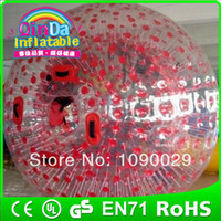 Cheap Hot Sale inflatable bumper ball Inflatable body zorb ball,human hamster balls