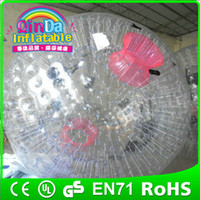 Cheap Cheap commercial inflatable zorb ball,human hamster balls