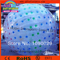 Cheap lake inflatables Cheap commercial inflatable zorb ball,human hamster balls