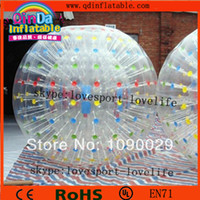 Cheap Professional human sized hamster ball inflatable game zorb ball