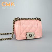 Wholesale CMK KB057 New Colors Small Shoulder Bag Boy Bag for Girls Kids Mini Messenger Bag Shoulder Bags Handbag Children s Bags