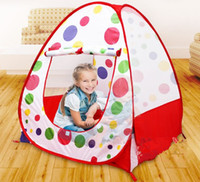 Cheap Tents children play house Best Animes & Cartoons Polyester childern kids